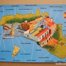 Cartes Postales: MENORCA. ED. LUCIA MORA N. 305 SIN CIRCULAR. Lote 276043538