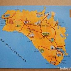 Cartes Postales: ISLA DE MENORCA. ED. SUBIRATS CASANOVAS N. 143 SIN CIRCULAR. NO ESCRITA. Lote 276043738