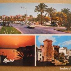 Cartes Postales: MENORCA. MAHÓ. ED. INTERNACIONAL COLOR N. MH 8601. NUEVA. Lote 276044678