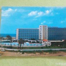 Postales: ALMERIA - HOTEL PLAYASOL - URBANIZACIÓN ROQUETAS DE MAR - AÑO 1985. Lote 276148798