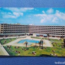 Postales: HOTEL ZORAIDA PARK - ROQUETAS DE MAR - AÑO 1984. Lote 276526633