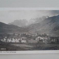 Postales: TARJETA POSTAL LOS PICOS DE EUROPA POTES SANTANDER CANTABRIA PROPIEDAD PD. Lote 276906013
