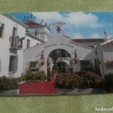 Postales: MARBELLA - MÁLAGA - EL CORTIJO BLANCO - HOTEL. Lote 277110593