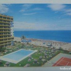 Postales: POSTAL DEL HOTEL LA BARRACUDA DE TORREMOLINOS ( MALAGA ). Lote 277430723