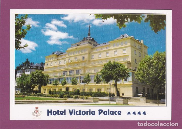 HOTEL VICTORIA PALACE. SAN LORENZO DEL ESCORIAL. MADRID (2005) (Postales - Postales Temáticas - Hoteles y Balnearios)