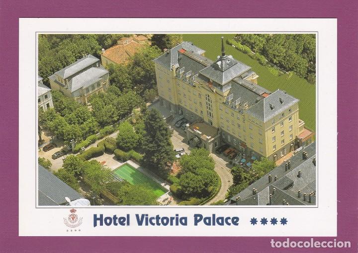 HOTEL VICTORIA PALACE. SAN LORENZO DEL ESCORIAL. MADRID (2004) (Postales - Postales Temáticas - Hoteles y Balnearios)