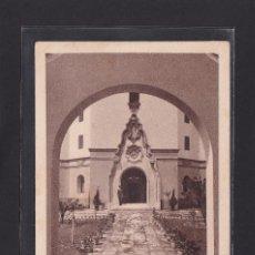 Postales: SEVILLA - HOTEL CRISTINA - PUERTA PRINCIPAL. Lote 279520808