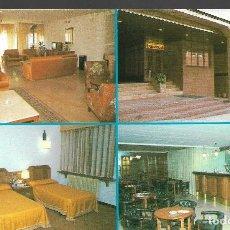 Postales: HOTEL RESIDENCIA FRANCABEL - CUENCA. POSTAL PUBLICITARIA, TEXTO EN REVERSO.. Lote 296827793