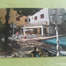 Postales: MALGRAT DE MAR. MARESME. *HOTEL GUILLEM* CIRCULADA. VER DORSO.. Lote 287073863
