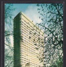 Postales: BÉLGICA, BRUSELAS HOTEL HILTON. Lote 288063643
