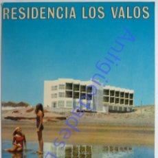 Postales: RESIDENCIA LOS VALOS. MÉDANO. TENERIFE. ED. GAZTEIZ. Lote 290653133