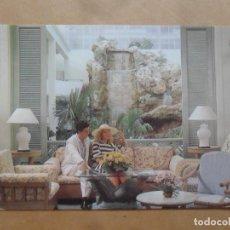 Postales: POSTAL - PUBLICITARIA - HOTEL DUSIT RESORT - PATTAYA, TAILANDIA. Lote 292527918