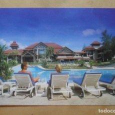 Postales: POSTAL - PUBLICITARIA - HOTGEL DUSIT LAGUNA - PHUKET, TAILANDIA. Lote 292529968