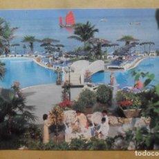 Postales: POSTAL - PUBLICITARIA - HOTEL ROYAL CLIFF BEACH RESORT - PATTAYA, TAILANDIA. Lote 292530298