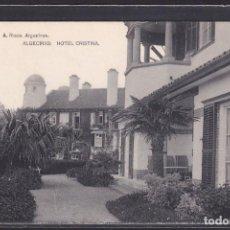 Postales: ALGECIRAS (CÁDIZ): HOTEL CRISTINA (ANDALUCÍA, ESPAÑA). Lote 293744238