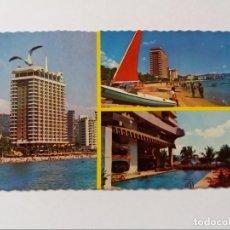 Postales: POSTAL - HOTEL PARAÍSO MARRIOTT - MEXICO. Lote 293766158
