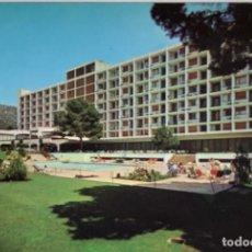 Postales: MALLORCA, EUROTEL COSTA DE LOS PINOS. FLOR DE ALMENDRO 1970 SIN CIRCULAR.. Lote 294471838