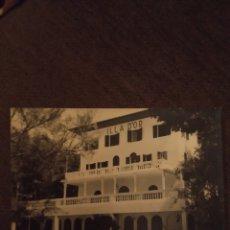 Postales: HOTEL OLLA D''OR. PUERTO POLLENSA. MALLORCA. RARA. CAR.. Lote 295530783
