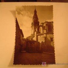 Postales: POSTAL DE SANTO DOMINGO DE LA CALZADA-8. ABSIDE DE LA CATEDRAL. Lote 15309196