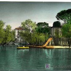 Postales: ALHAMA DE ARAGON- LAGO Y PLAYA- FRANQUEADA Y ESCRITA 1962(VER FOTO) ED. L. MONTAÑESA. Lote 27094317