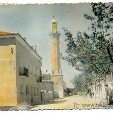 Postales: BELCHITE-CALLE DE SAN RAMON - FRANQUEADA Y ESCRITA 1962(VER FOTO) FOTO HERNANDEZ. Lote 26411354