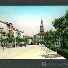 Postales: SANTO DOMINGO DE LA CALZADA. *AVDA. BEATO J. HERMOSILLA* EDC. MONTAÑES Nº 9. CIRCULADA. Lote 8701568