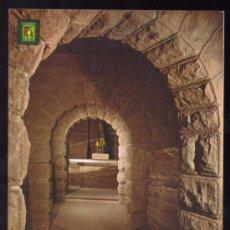 Postales: POSTAL NÁJERA (LOGROÑO) - SANTA MARIA LA REAL - ESCUDO DE ORO. Lote 11656046