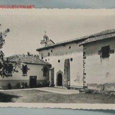 Postales: TARJETA POSTAL EZCARAY. ERMITA DE ALLENDE. Nº 5. Lote 17750477