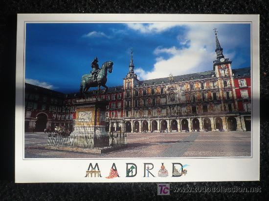 MADRID. SIN CIRCULAR. EDICIONES A.M. (Postales - España - La Rioja Moderna (desde 1.940))