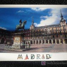 Postales: MADRID. SIN CIRCULAR. EDICIONES A.M.. Lote 10176316