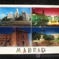 Postales: MADRID. SIN CIRCULAR. EDICIONES A.M.. Lote 10176400