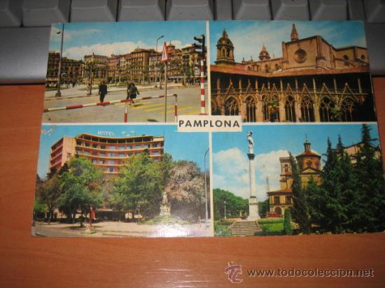 PAMPLONA (Postales - España - La Rioja Moderna (desde 1.940))