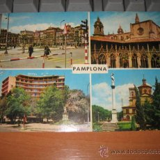 Postales: PAMPLONA. Lote 10523926