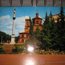 Postales: PAMPLONA MONUMENTO A LA INMACULADA . Lote 10524108