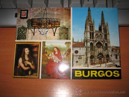 BURGOS CATEDRAL (Postales - España - La Rioja Moderna (desde 1.940))
