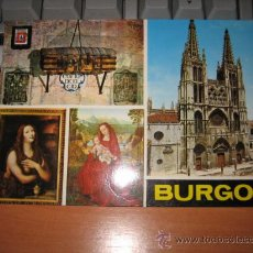 Postales: BURGOS CATEDRAL . Lote 10524472