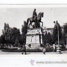 Postales: LOGROÑO. EDICIONES ARRIBAS. Nº 71.ESTATUA DEL GENERAL ESPARTERO.. Lote 10766971