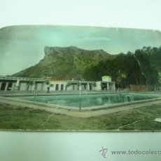Postales: + EZCARAY. PEÑA DE SAN TORCUATO Y PISCINAS.. Lote 13480635