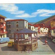 Postales: EZCARAY .LA RIOJA AÑOS SESENTA. Lote 19231912