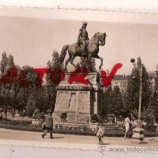 Postales: ANTIGUA POSTAL 71 LOGROÑO ESTATUA DEL GENERAL ESPARTERO EDICIONES ARRIBAS. Lote 11480570