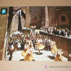 Postales: ANGUIANO LA RIOJA DANZANTES 1968. Lote 24151968