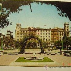 Postales: 118 LOGROÑO PASEO ESPOLON AÑOS 1960 - MAS DE ESTA CIUDAD EN MI TIENDA C&C. Lote 14398849