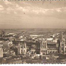 Postales: BURGOS ASPECTO GENERAL DE LA CATEDRAL. Lote 15201498