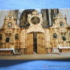 Postales: POSTAL SAN MILLAN DE LA COGOLLA MONASTERIO YUSO TRASCORO IGLESIA S. XVIII NO CIRCULADA. Lote 17370733
