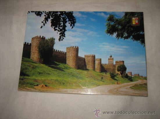 Nº 3 AVILA MURALLAS EDICIONES DOMINGUEZ (Postales - España - La Rioja Moderna (desde 1.940))
