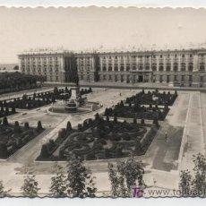 Postales: MADRID.- PALACIO NACIONAL.. Lote 18834860