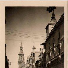 Postales: LOGROÑO (LA RIOJA).- CALLE DEL GENERAL MOLA- ED JOSECHU. Lote 96644748