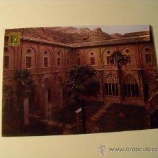 Postales: POSTAL DE NÁJERA, LOGROÑO, SANTA MARÍA LA REAL, CLAUSTRO DE LOS CABALLEROS SIN CIRCULAR. POSTAL 388. Lote 20315615