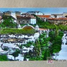 Postales: FOTO, POSTAL, LOGROÑO, Nº 6, VISTA PARCIAL, ESPOLON MODERNO, PARIS J. M., 23.5X9.5 CM.. Lote 21258056