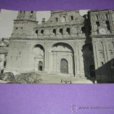 Postales: Nº4 ALFARO,LOGROÑO,IGLESIA PARROQUIAL DE SAN MIGUEL ARCANGEL,POST. FOTOGRAFICA,14X9 CM.. Lote 24356759